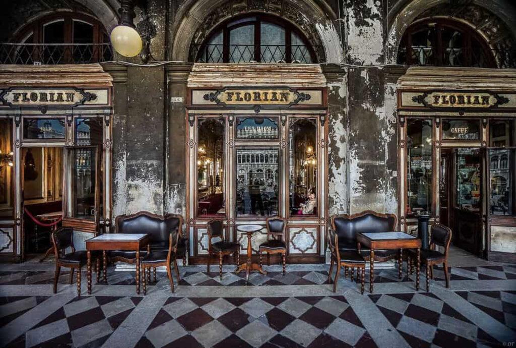 Tạp Chí Kiến Trúc, Luxurious Cafes, Quán cafe đẹp